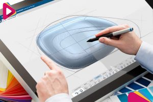 solidworks industrial design tablet